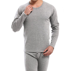 Thicken Thermal Underwear Sets Men Long John Brand Quick Dry Anti-microbial Stretch Men's Thermo Underwear Male Warm Long Johns