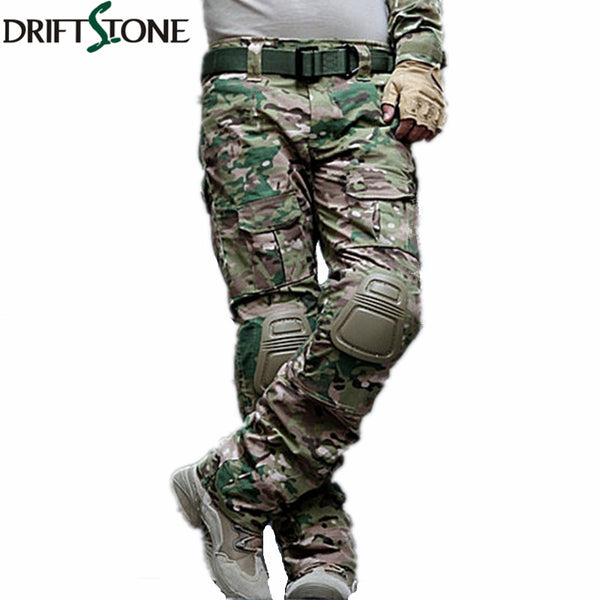 Camouflage Military Tactical Pants Army Military Uniform Trousers Airs aacc45745c7
