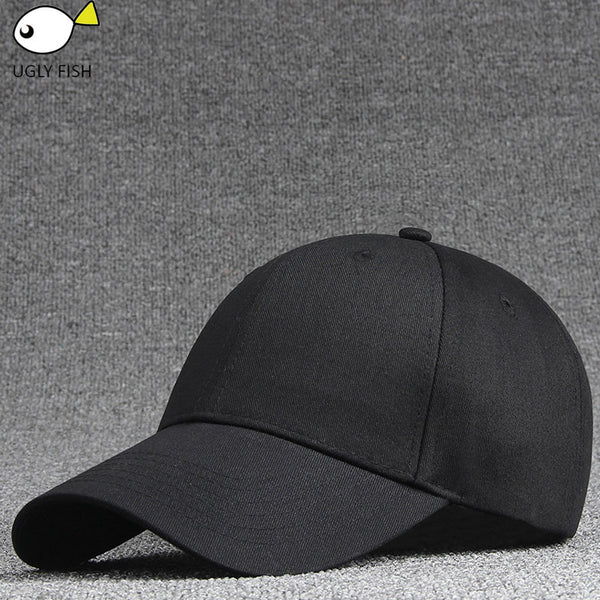 women s cap men solid unisex black women men s baseball cap men female 1d650a529