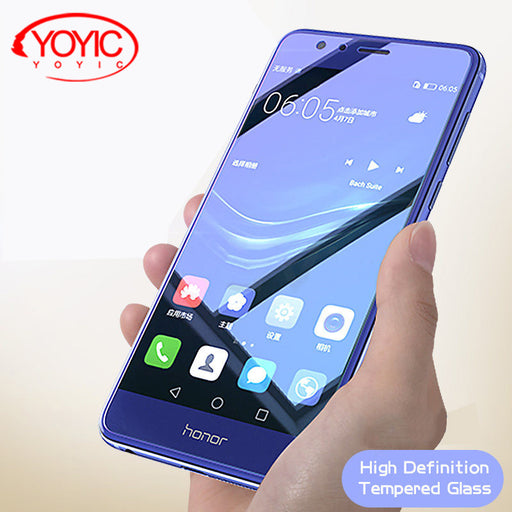 f47ac45c0c3 YOYIC 9H Tempered Glass For Huawei P8 P9 P10 plus P6 P7 Glass Screen  Protector explosion