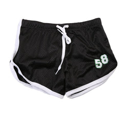 2017 Quality Men Fitness Shorts Mens Professional Bodybuilding Short Pants Gasp Big Size Beach Pants