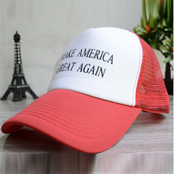 ... Make America Great Again Hat Donald Trump Cap GOP Republican Adjust  Mesh Baseball Cap patriots Hat ... 5b224d34133f