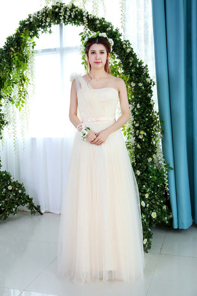 480dc7b708 Free shipping 2018 New Dark pink long bridesmaid dresses Dress for wedding  party Have champagne colour