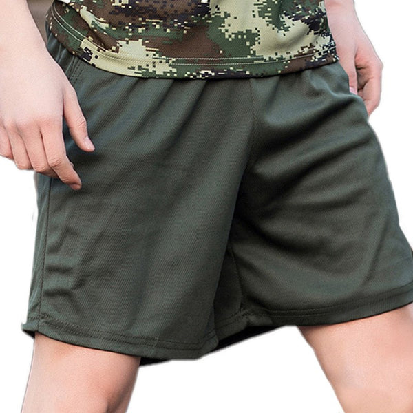 1e8632e17f0a 2018 Men's Summer Gyms Casual Shorts Quick Dry Breathable Loose Shorts