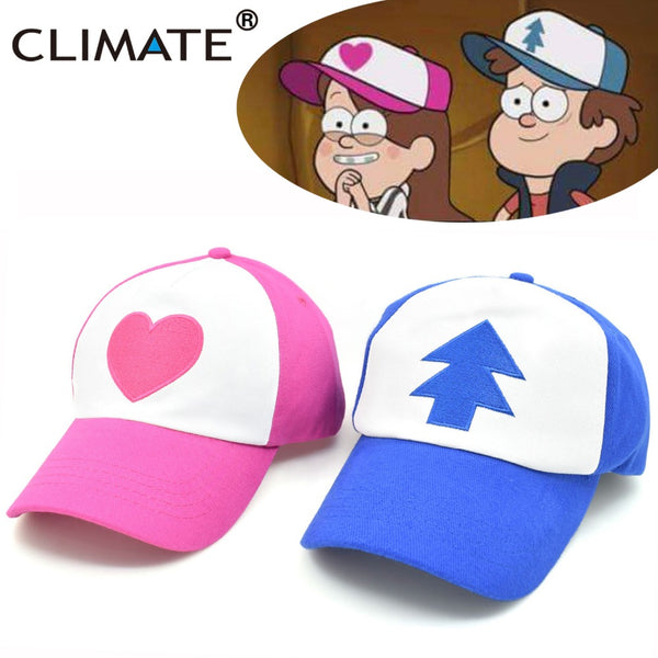 68aeb6db7ee CLIMATE Cool New Spring Summer Gravity Falls U.S Cartoon Mabel Dipper