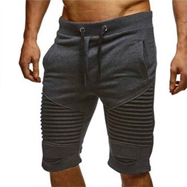4b5d083a7c3 ... 2018 Summer Shorts Mens Joggers Sporting Thin Shorts Men Black Grey  Bodybuilding Short Pants Male Fitness ...