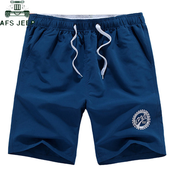d95fe5d8e Casual Men Beach Shorts Brand Quick Drying Short Pants Men Plus Size L