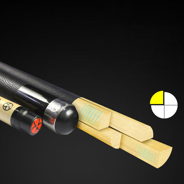 2018 New Pool Cue 11.5mm 13mm Tip 1/2 Excellent Pool Stick Billiard Cue For Champions Professional Athlete