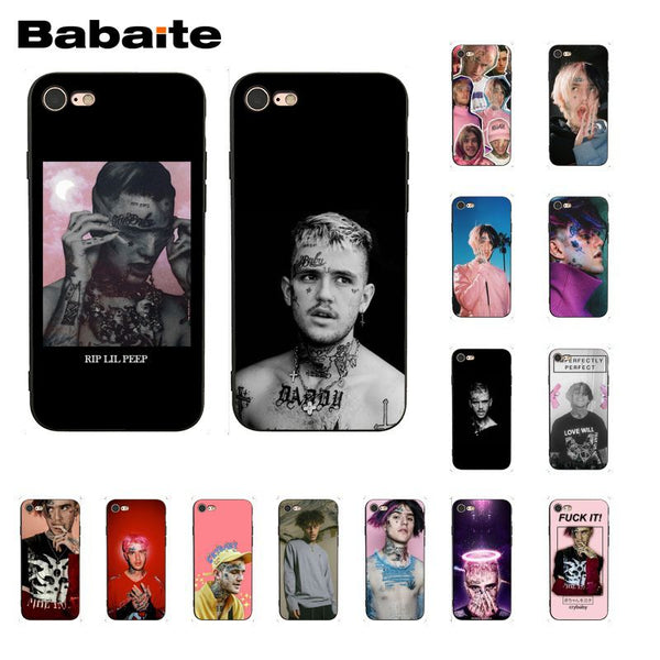 coque lil peep iphone 6