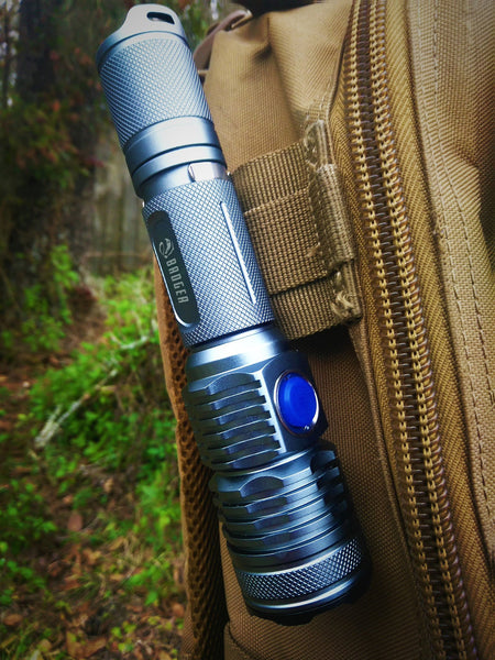 The BX-1500 Tactical Flashlight