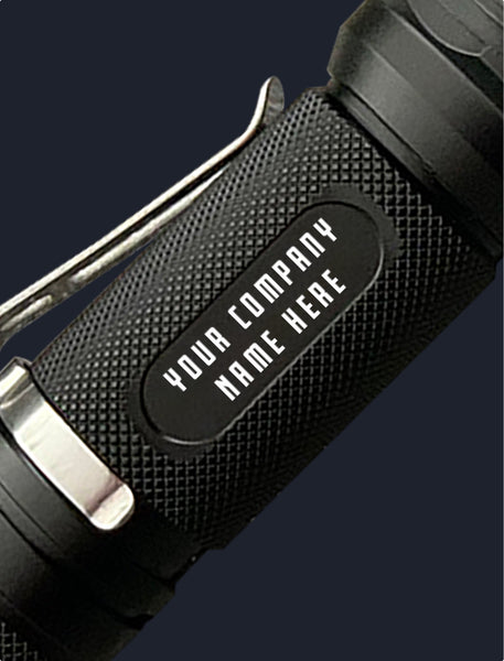 The BX-1500 Tactical Flashlight - Corporate