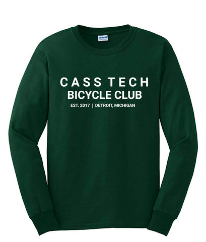 Cass Tech Bicycle Club Sweatshirt