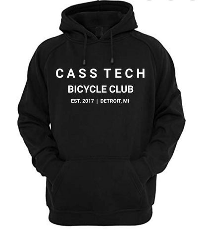 Cass Tech Bicycle Club Hoodie