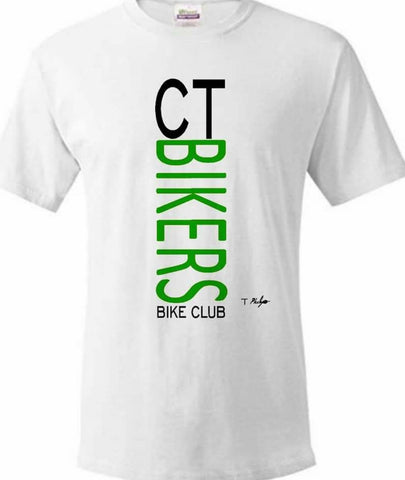 CT Bikers Bike Club T-shirt