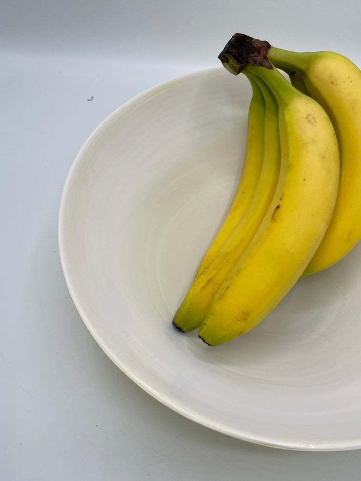 Banana Large Earthenware Bowl