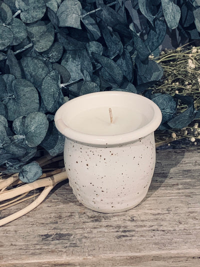 Speckled Candle Spice Scent