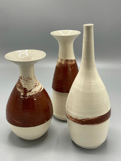 Heathfield Vases Set of 3