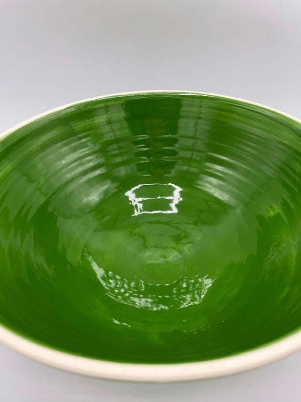 Green Grass Bowl