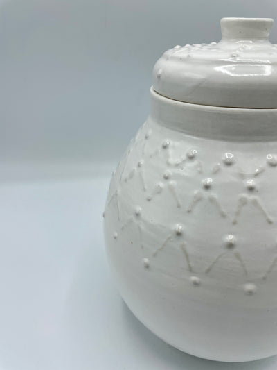 Large Portugal Storage Jar