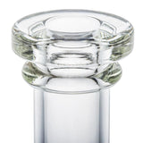14 Straight Tube Inline Perc Glass Bong For Sale  Free Shipping  PB