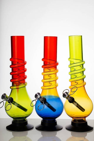 "10"" Acrylic Water Pipe 