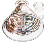 7.5 Zigzag Pattern Beaker Bong  Water Pipes For Sale  Free Shipping