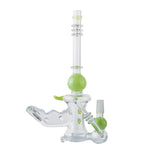 "9.4"" Ray Gun Mini Glass Dab Rig 
