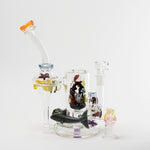 Empire Glassworks - Recycler Illuminora Aquatics w/ Self Illuminating Puck Attachment 2003