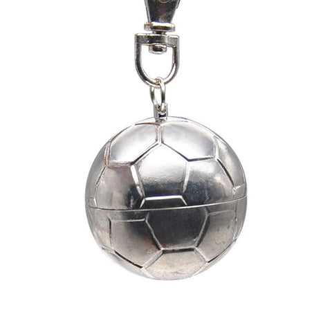 Football Keychain Weed Grinder 2 Layer | Bong Accessory For Sale | Free Shipping