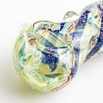 Twisted Glass Pipe with Marbles | Weed Bowls For Sale | Free Shipping