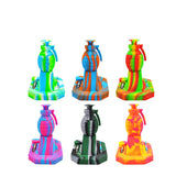 Hand Grenade Silicone Dab Straw - Silicone Nectar Collectors Dab Rigs For Sale - Puffing Bird - Online Headshop