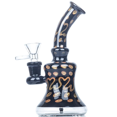 Heady Extra Thick Dab Rig | Portable Wax Rigs For Sale | Free Shipping