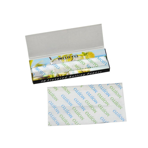 Hornet Mojito Flavored Natural Rolling Paper For Sale | Free Shipping