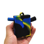 Mini Square Silicone Blunt Bong/Bubbler For Sale| Free Canada Shipping