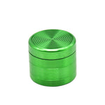 Threaded Heavy Duty Aluminium 40Mm 4 Layer Grinder ( 4 Colors )