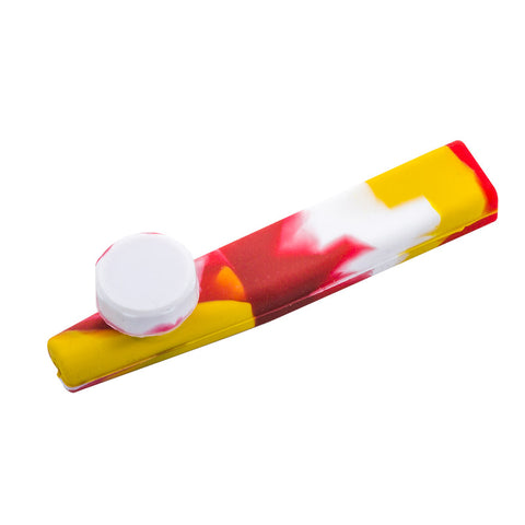 Silicone One Hitter Pipe | Chillums For Sale | Free Canada Shipping
