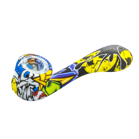 Silicone Pipe w/ Bowl | Sherlock Pipes For Sale | Free Canada Shipping