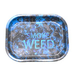 """Smoke Weed"" Best Metal Rolling Tray For Sale 