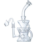 Swiss Perc Heady Dab Rig Set w/ Quartz Banger Carb Cap | Free Shipping