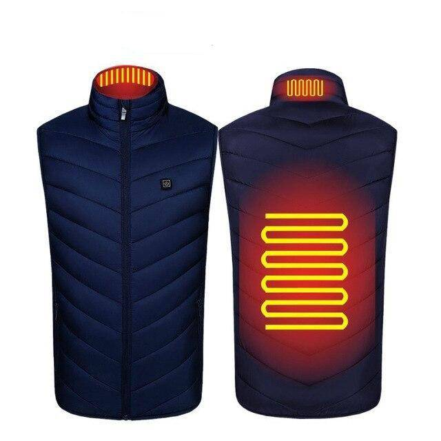 Unisex Warming Heated Vest
