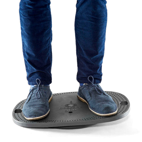 Backapp 360 Balance Board-Balance Board-Backapp-Dark Grey-Ergo Standing Desks