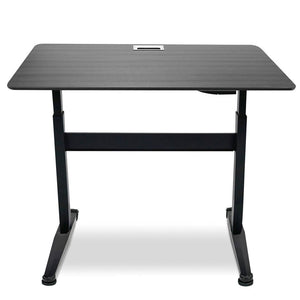 "Iceberg 47"" Wide Pneumatic Adjustable Height Standing Desk-Pneumatic Standing Desks-Iceberg-Ergo Standing Desks"