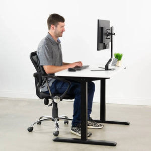 "Vivo 43"" x 24"" Standing Desk Table Top-Tabletop-Vivo-Ergo Standing Desks"