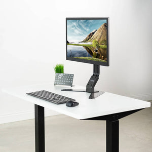 "Vivo 43"" x 24"" Standing Desk Table Top-Tabletop-Vivo-White-Ergo Standing Desks"