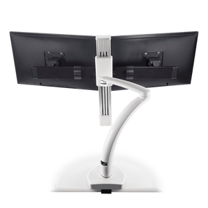 Innovative Ella Next Generation Articulating Dual Monitor Arm Mount-Monitor Arms-Innovative-Ergo Standing Desks