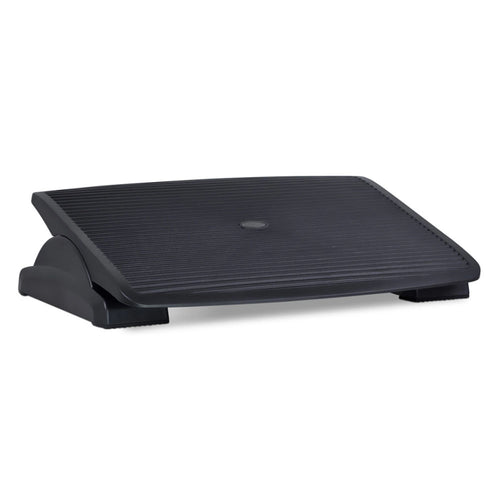 Mount-It Adjustable Ergonomic Foot Rest-Foot Rest-Mount-It-Black-Ergo Standing Desks