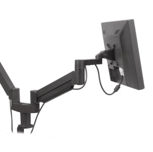 Innovative 7000-8408 Articulating Dual Monitor Arm Mount-Monitor Arms-Innovative-Ergo Standing Desks