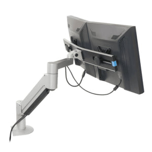 Innovative 7500 Wing Deluxe Verical/Horizontal Dual Monitor Arm Mount-Monitor Arms-Innovative-Ergo Standing Desks