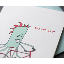 Load image into Gallery viewer, Card: Father's Day Monster