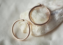 Load image into Gallery viewer, Earrings - Gravity Hoops (Extra Large)